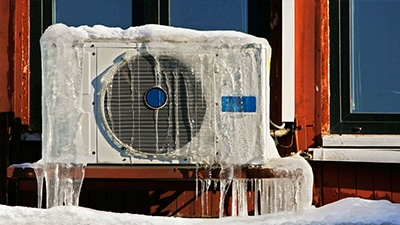 Air Conditioners Freeze