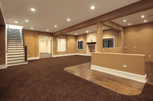 Best Heating or Cooling Options for a Finished Basement