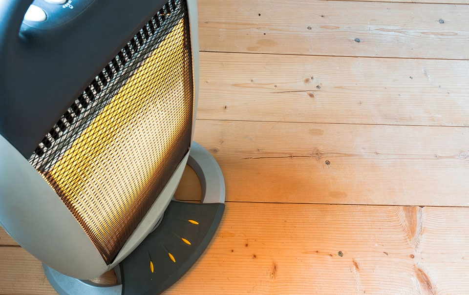 Space heaters can be a useful addition to the home. They give you the option to heat one room rather than the entire house, which can result in lower utility bills. Space heaters, like any other home appliance, require proper use and handling. Below are a few simple tips to safely enjoy your space heater for many winters to come. Select a High-Quality Heater Only use a heater that has been inspected and certified by a well-known testing agency. In the United States, you will often see mentioned on the packaging and the paperwork that the heater meets the standards of the Underwriters Laboratory (UL). If the paperwork is not available on a second-hand space heater that you're considering purchasing, perform internet research to make sure the heater has passed the proper safety review. When shopping on the internet for a heater, be suspicious of units that ship from countries where stringent codes to protect consumers are not in place. It is also not a good idea to purchase a unit whose operating instructions appear only in languages that you don't understand. Look For Safety Features A quality space heater will include built-in sensors that detect a problem and immediately switch off the unit. Selecting a heater with safety features reduces the likelihood of fires and burn injuries. Some of the situations that safety sensors can detect include the following:  The heater falls over. More sensitive units will shut down even if the unit doesn't fall, but receives a collision hard enough to tilt it.  The unit gets hotter than it should.  There's not enough oxygen in the room. Choose the Correct Size of Heater for the Job It's tempting to get a small heater to save money. However, a small heater has to work longer and harder to raise the temperature of the room. But overworked small heaters pose a danger because of having to operate at much higher temperatures. Put Your Heater in the Proper Setting The standard rule of thumb is to keep a diameter of three feet of space around your heater. Resist the temptation to move the unit closer to flammable material such as bedding, upholstery, or drapery. If the manufacturer of your heater does not specify that the unit is safe near water, don't operate it in the bathroom or similar areas where there's the possibility of the heater encountering moisture. Most heaters are built to sit on the floor. Don't place your heater on tables or other objects unless the manufacturer says that it's safe to do so. Plug In Carefully The standard design for a space heater calls for you to plug it directly into a wall outlet. Manufacturers will warn against using extension cords. They can overheat. Of course, sometimes a wall outlet isn't conveniently located. Nevertheless, resist the urge to use an extension cord. The manufacturer knows the results of laboratory tests with extension cords and is warning you for a valid reason. Monitor the Room It doesn't hurt to keep a close eye on even the best space heater. Install a smoke detector in the room where you use the heater, and check the batteries twice a year. If your space heater burns fuel such as kerosene or propane, you'll want to install an additional detector—a carbon monoxide detector. Carbon monoxide is an odorless gas, so it's important to keep a detector in good working order. It's also important to always have a window or door partially open when you're using a fuel- burning space heater that doesn't vent to the outside. Do you have additional questions concerning the safe use of space heaters? Ask a trained professional at HVAC Philly.