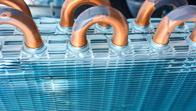 A Dirty Evaporator And Condenser Coil May Be Why Your AC is Struggling