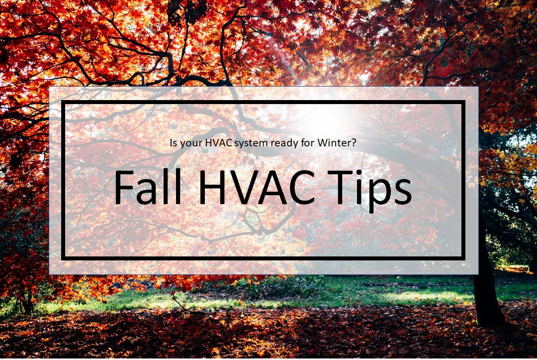 Winterize Your HVAC system